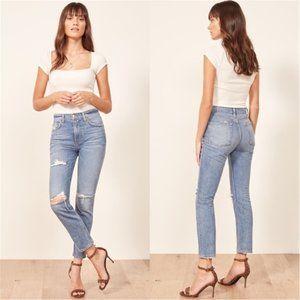 Julia High Cigarette Jeans